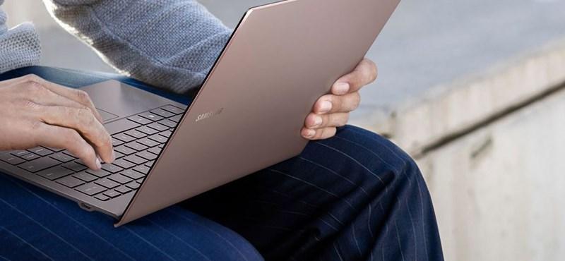 23 óráig működni képes laptopot villantott a Samsung
