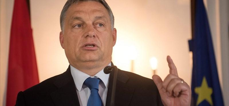Orbán: A migránsok destabilizáláják Európát