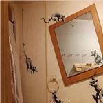 Banksy is home office-ban van, de a felesége nem igazán örül neki