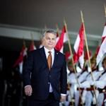 Miközben a Párbeszéd Orbán új irodája előtt tüntetett, a miniszterelnök a brazíliavárosi fotóválogatást posztolta