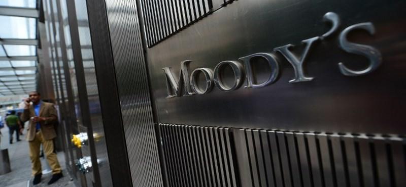 Magyar bankok osztályzatait javította a Moody's