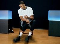 Jön az igazi önbefűzős cipő, sejtelmes videót is mutat róla a Nike