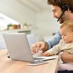 Jó a home office, de nem mindenkinek: sokat tanultak a cégek a vírus első hullámából