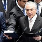 Brazília: már mérni is alig lehet az elnök népszerűségét