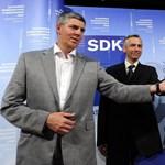 Aláírták a koalíciós szerződést a szlovák kormánypártok