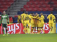 A Barcelona könnyedén nyert a Fradi ellen Budapesten is