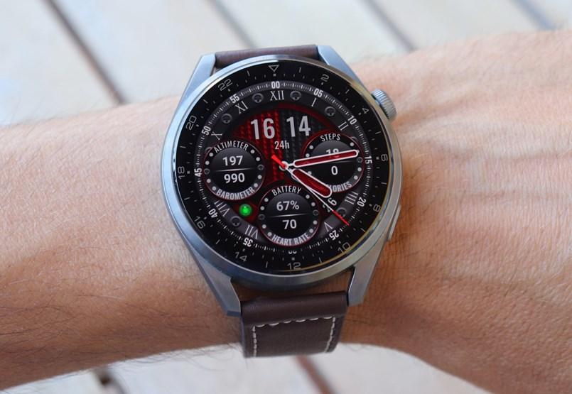 El más bonito, el más grande, el más inteligente y el más caro: este es el mejor reloj de Huawei hasta ahora