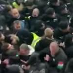 Rejtélyes biztonságiak ütötték az újpestieket a Vidi stadionavatóján