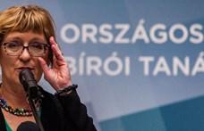 Saját elnöküktől határolódtak el a győri bírák