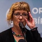 Handó Tünde bekeményített, személyeskedve szólt vissza az OBT-nek