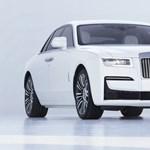 Elegánsabb, letisztultabb lett az új Rolls-Royce Ghost