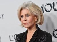 Jane Fonda lemondott a plasztikai műtétekről
