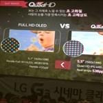 Kiszivárgott reklámanyagokban jelent meg az LG G3