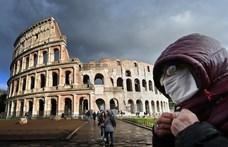 Már több mint 30 ezer új fertőzöttet találtak egy nap alatt Olaszországban