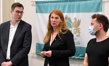"""Baranyi Krisztina bejelentette a Fudanról szóló, """"négynemes"""" konzultáció részleteit"""