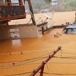 Földcsuszamlás: földi pokollá változott Freetown környéke, több mint 300 halott van