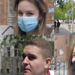 """""""Nagyon elszoktam a számonkéréstől"""" – diákok vallanak az érettségiről (videó)"""