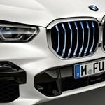 Újabb zöld rendszámos romboló: itt a hibrid BMW X5 45e