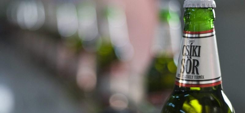 Fordulat a csíki sör perében – Góliát visszajött a meccsbe Dáviddal szemben