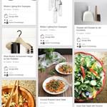 Jön a magyar Pinterest