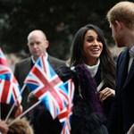 Nászajándék helyett jótékonykodást kért Harry herceg és Meghan Markle