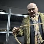 Fotók: Hende Csaba meghúzza a nadrágszíjat