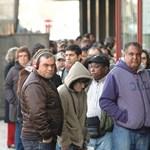 Csúcson az euróövezeti munkanélküliség
