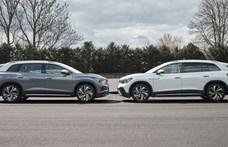 7 személyes villanyautóként itt az új VW ID.6
