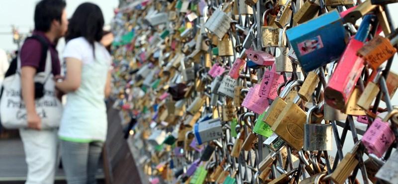 Párizs már nem akar a szerelmesek városa lenni