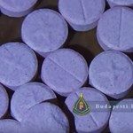 Videó: Budapesti drogdílereket kapcsolt le a rendőrség