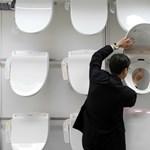Egy belga férfi közel öt napig ült a vécén, hogy felállítson egy világrekordot