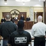 Romagyilkosságok: fellebbeztek az életfogytiglanra ítéltek, folytatódik a per