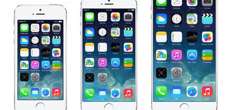 Elképesztő rekordot dönthet az új iPhone