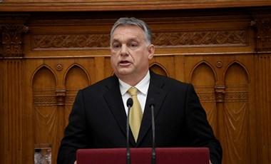 Olyannak is köszönetet mondott Orbán, aki a rendszer hibája miatt nem is tudott szavazni