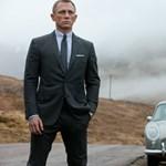 Kitűzték az új James Bond-film premierjét