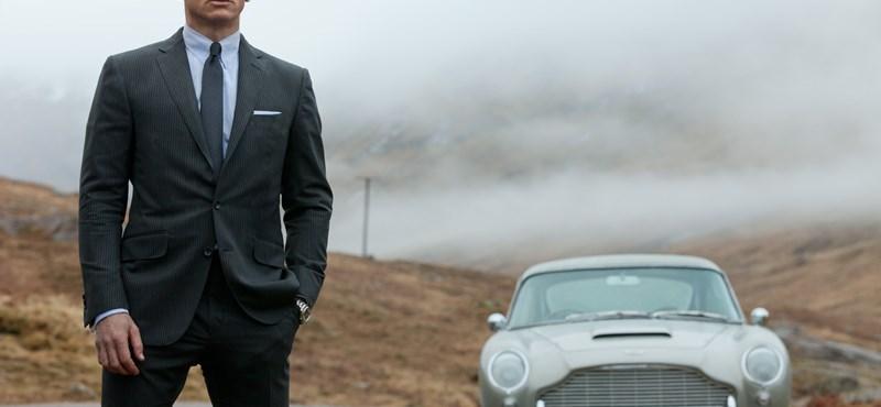 Megtörtént a bejelentés: tudjon meg többet az új James Bond-filmről