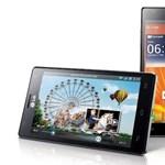 Európában támad az LG a négymagos LG Optimus 4X HD-vel!