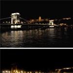 Fotó: Lekapcsolták Budapest díszkivilágítását szombat este