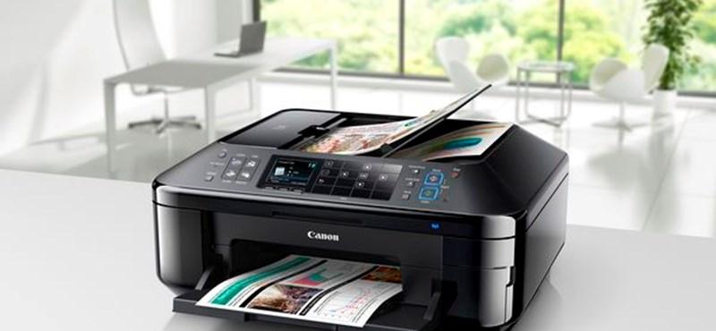 Új Canon multifunkciós nyomtatók, a prémium kategória kedvelőinek!