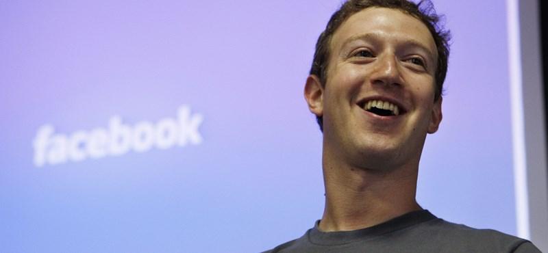 Ezért jár Zuckerberg mindig ugyanabban a pólóban