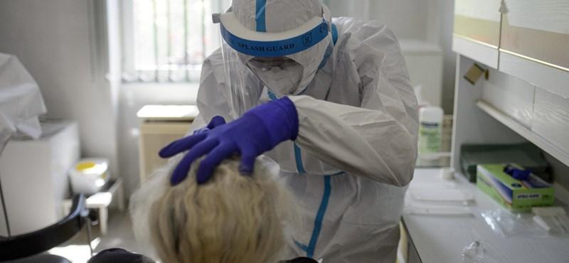 WHO: Európában percenként 160-an fertőződnek meg a koronavírussal