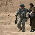 Nagy-Britannia hazavinné katonáit Afganisztánból