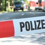 Német állampolgár a lübecki késes támadó