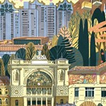 Teszt: Csodás poszterek készültek budapesti kerületekről – felismeri őket?