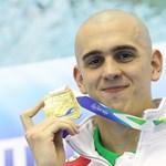 Cseh László aranyérmes a rövidpályás úszó Eb-n