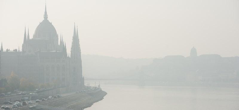 Fulladozó Budapest – minden a szmogriadóról