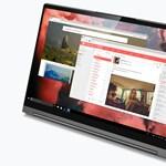 Elég 15-20 óránként töltőre dugni a Lenovo új laptopjait