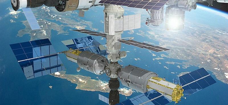 Az oroszok amerikai űrhajósokat gyanúsítanak azzal, hogy megfúrták a Szojuz űrhajó burkolatát