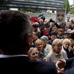 Orbán Soros-viccel érkezett, ám Borkai MOB-elnökségébe nem szólna bele