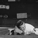 Kubrick fekete-fehér fotói az 1940-es évek New Yorkjáról